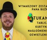 Pan Buźka i jego Tukan - Przedstawienie dla dzieci