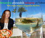 Alternatywny przewodnik kulinarny po Toskanii.