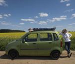 Pierwsza kobieca drużyna z Polski w Mongol Rally