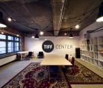 TIFF Center: wykonanie podłogi