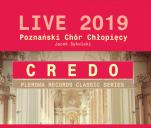 CREDO - Poznański Chór Chłopięcy live na CD