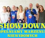 Showdown - spełniamy marzenia niewidomych