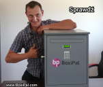 Boxipal odbierze/wyśle paczki gdy nie ma Cie w domu