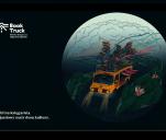 BOOK TRUCK - mobilna księgarnia i objazdowy dom kultury