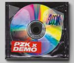 PZK X DEMO - 200X  - przedsprzedaż i wsparcie płyty