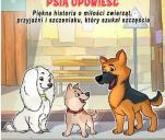 Ksiazka edukacyjna dla dzieci o uczuciach zwierzat