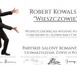 Książka Roberta Kowalskiego 'Wieszczowie'