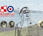 Zwycięski Lot w hołdzie polskim lotnikom Bitwy o Anglię