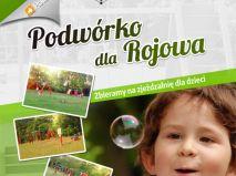 Mały wielki projekt dla najmłodszych mieszkańców Rojowa crowdsourcing