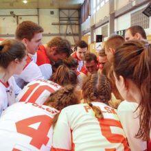 Reprezentacja Polski w Tchoukballu