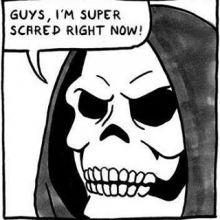 Spookyscary Skeleton