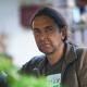 Dariusz Morsztyn - Biegnący Wilk